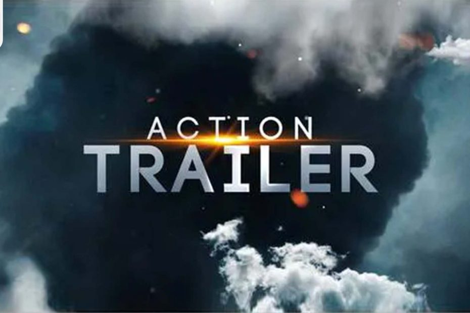 How to make Cinematic Action Trailer in After Effects