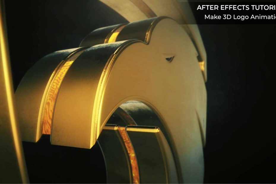 How_to_Make_3D_Logo_Animation_After_Effects_Tutorial