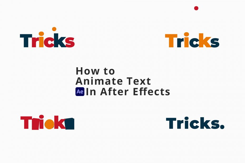 How to Animate Text in After Effects _ After Effects Tutorial